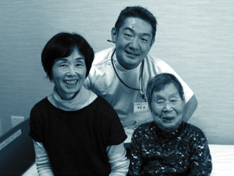 家族を愛し、踊りを愛し心豊かな人生です