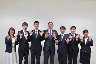 2019年度 平成最後のてあて入社式