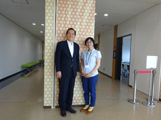 帝京大学で講義をさせて頂きました。