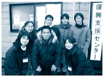 巨大津波から一年 宮城県女川町を訪ねて・・・。