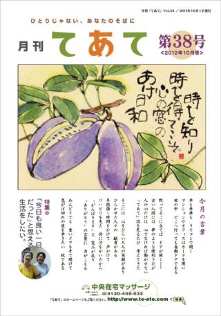 月刊てあて 38号