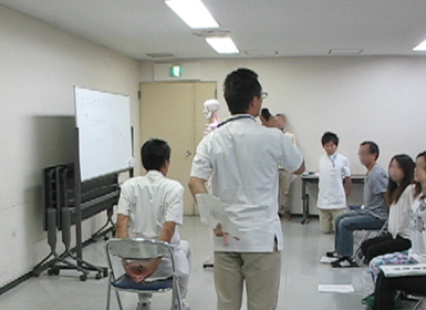 「介護職員さま向け、心と体の整え方」講習会を開きました from昭島院