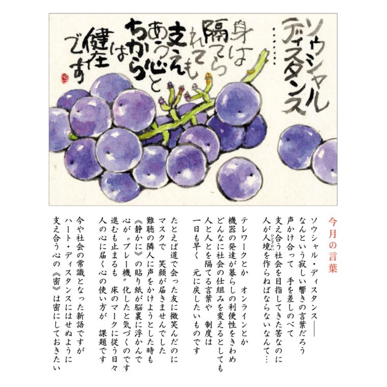 134号(2020.10)ブドウ/葡萄