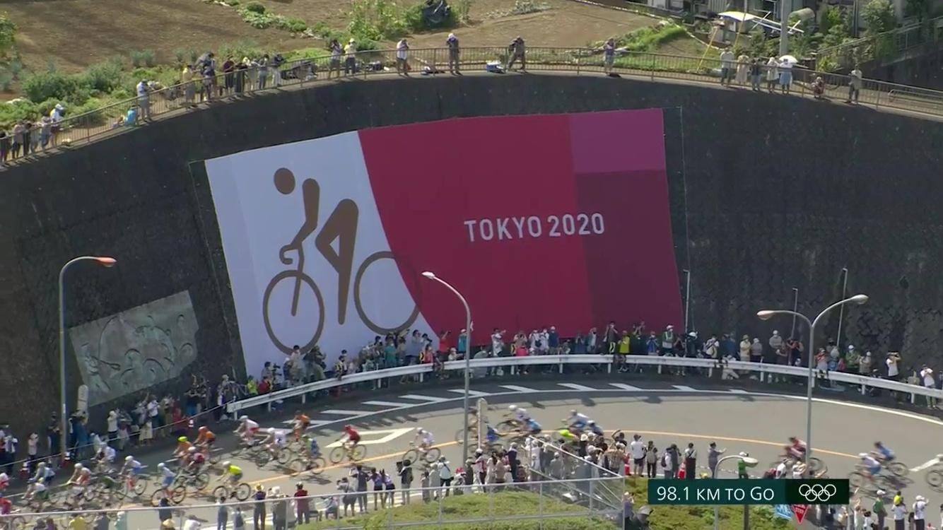 オリンピック・ロードレース